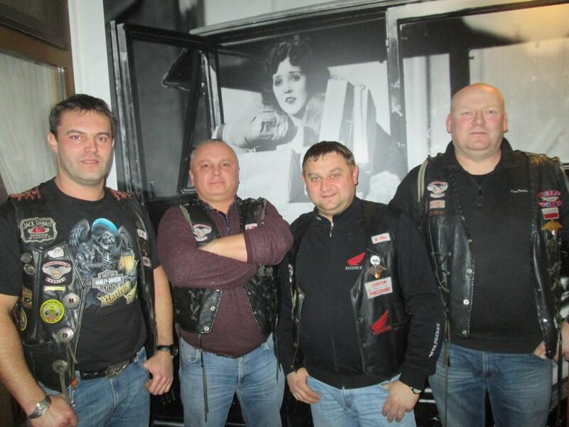 """Zebranie Sprawozdawczo-Wyborcze Grupy Motocyklowej """"STOP ŚMIERCI"""" Kościan"""